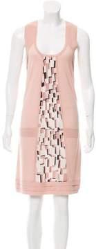Christian Lacroix Sleeveless Sweater Dress w/ Tags