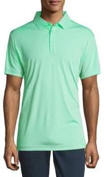 J. Lindeberg Short-Sleeve Jersey Polo