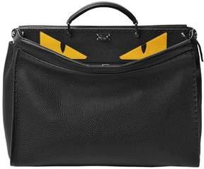 Fendi Medium Peekaboo Monster Leather Bag