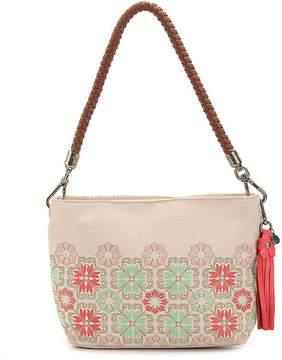 The Sak Women's Indio Leather Shoulder Bag