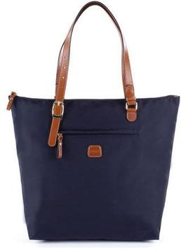 Bric's Navy X-Bag Large Sportina Shopper
