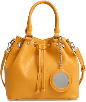 Steve Madden Baudrie Faux Leather Satchel