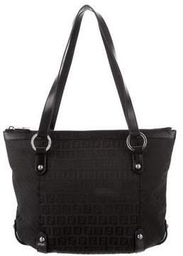 Fendi Zucchino Shoulder Bag