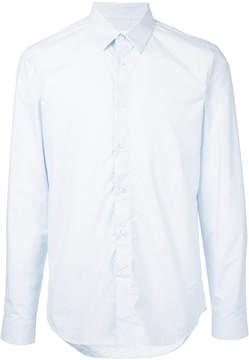 Jil Sander long sleeved buttoned shirt