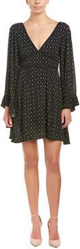Anama Printed A-Line Dress