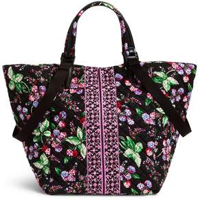 Vera Bradley Change It Up Tote - WINTER BERRY - STYLE