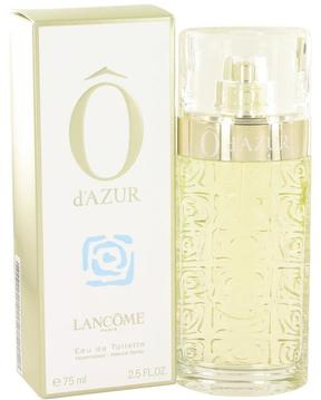 O d'Azur by Lancome Eau De Toilette Spray for Women (2.5 oz)