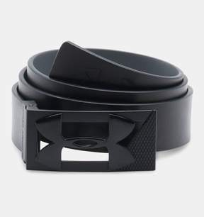 Under Armour Men's UA Reversible PU Leather Golf Belt