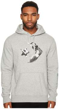 Converse Cons Star Chevron Photo Fill Hoodie Men's Sweatshirt