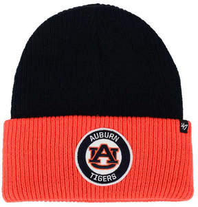 '47 Auburn Tigers Ice Block Knit Hat