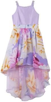 Speechless Girls 7-16 Sateen Bodice Maxi Dress