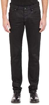 John Varvatos Men's Coated Skinny Jeans