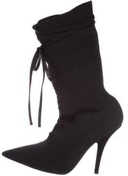 Yeezy Season 5 Knit Boots