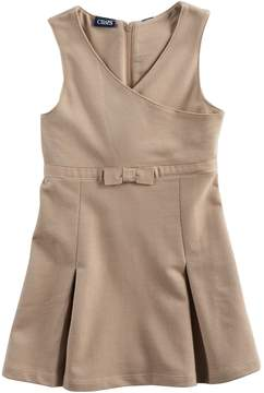 Chaps Girls 4-6x French Terry Jumper