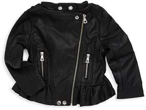 Urban Republic Baby Girl's Moto Jacket