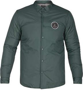 Hurley Men's Portland Shirt Jacket