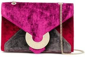 Just Cavalli envelope crossbody bag