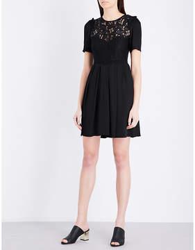 Claudie Pierlot Rejane lace dress