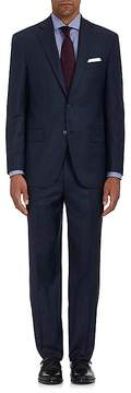 Piattelli MEN'S NAPOLI CT STRIPED WOOL TWO-BUTTON SUIT