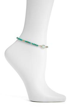 Ettika Women's Beaded Anklet