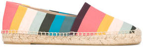 Paul Smith striped espadrilles