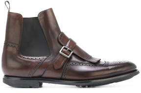 Church's detailed ankle boots