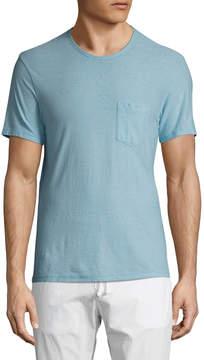 James Perse Men's Cotton Pocket T-Shirt
