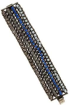 Dannijo Crystal Multistrand Bracelet