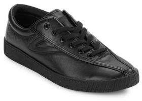 Tretorn NY Lite Leather Sneakers