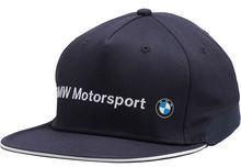 BMW Motorsport Flatbrim Hat