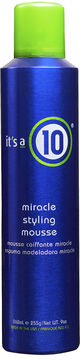 It's A 10 ITS A 10 Miracle Styling Mousse - 9 oz.