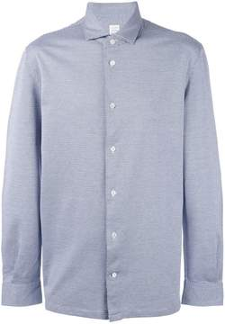 Barba micro pattern shirt
