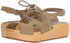 Swedish Hasbeens Lace-Up Sandal Women's Sandals
