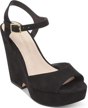 Madden-Girl Cena Wedge Sandals