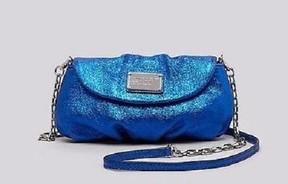 Marc by Marc Jacobs Classic Q Karlie SCUBA BLUE Crossbody Bag - SCUBA BLUE - STYLE