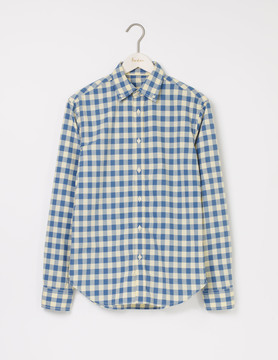 Boden Slim Fit Garment Dye Shirt