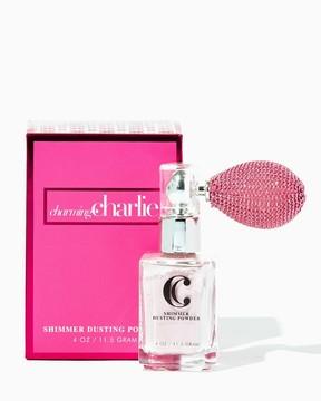Pink Shimmer Dusting Powder