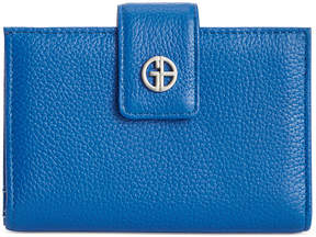 Giani Bernini Softy Leather Wallet, Created for Macy's