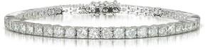 Forzieri 5.30 ctw Diamond 18K White Gold Tennis Bracelet