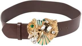 Blumarine Leather Belt