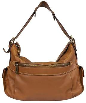 Marc Jacobs Brown Shoulder Purse w/ Gold Hardware - BROWN - STYLE