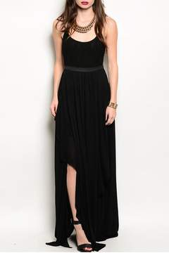 Ark & Co Black Maxi Dress