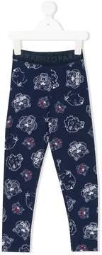 Kenzo tiger print leggings