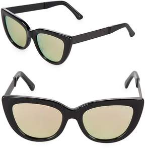 Cat Eye Sunday Somewhere Women's 54MM Laura Tinted Cat-Eye Sunglasses