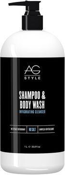 AG Jeans Hair Shampoo & Body Wash - 33.8 oz.