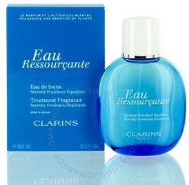 Clarins Eau Ressourcante Treatment Spray / Splash 3.4 oz.(100 ml)