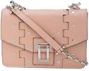 Proenza Schouler Hava Chain Studded Shoulder Bag