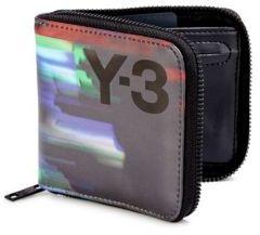 Y-3 Detritus Printed Zip-Around Wallet
