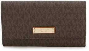 MICHAEL Michael Kors Signature Large Trifold Wallet
