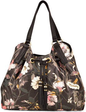 LIZ CLAIBORNE Liz Claiborne Leanne 4-Poster Shoulder Bag